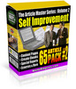 Thumbnail 65 Self Improvement Articles PLR