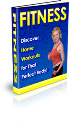 Product picture Fitness Home Workouts PLR